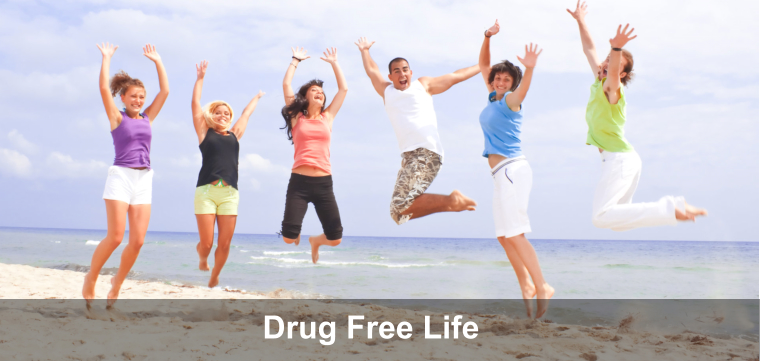 Sober and Drug-free Life: Why you should be in control
